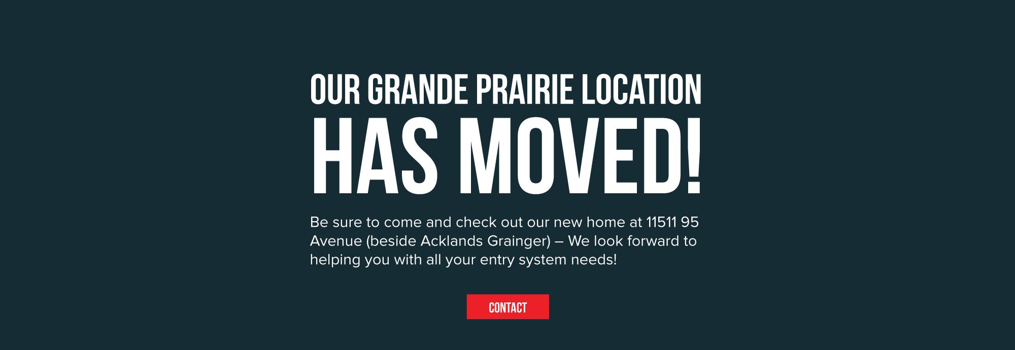 Overhead Door Grande Prairie Company Of