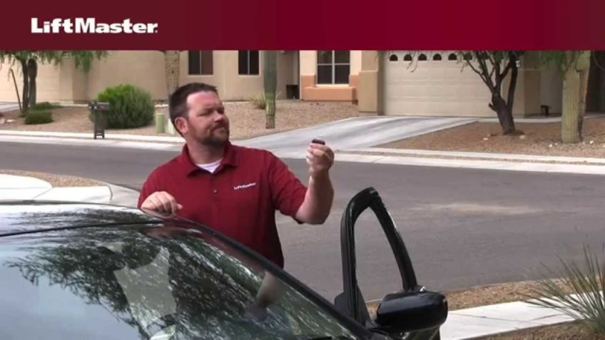 liftmaster – why isn't my remote control working