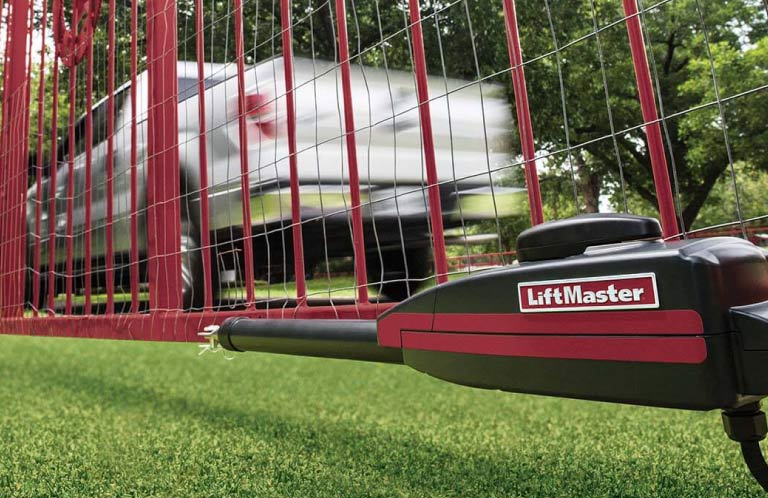 liftmaster swing gate