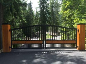 residential driveway gates